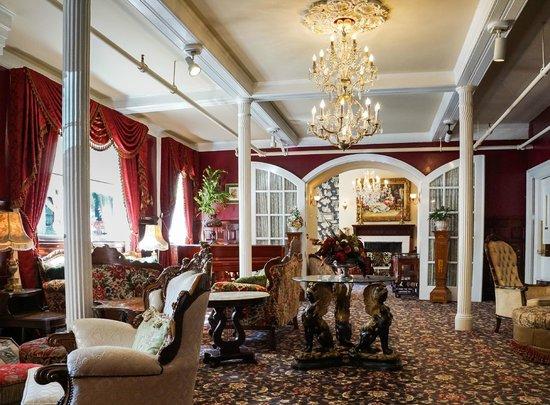 Queen Anne Hotel: Интерьер отеля