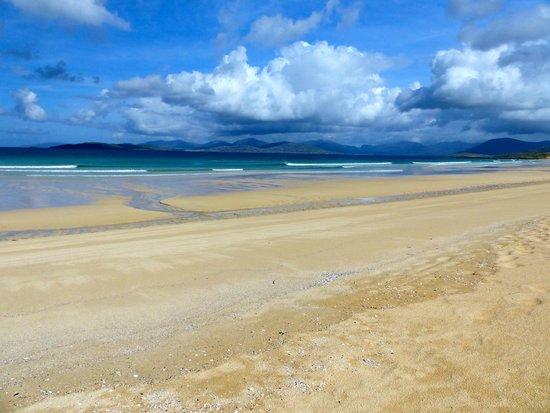 Scarista Beach: The beach