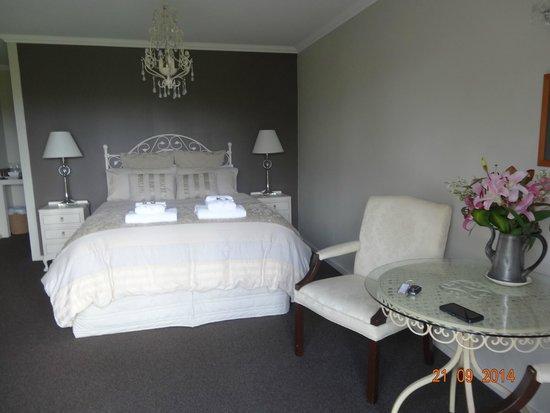 كامبريدج كوتش هاوس: Romantic suite