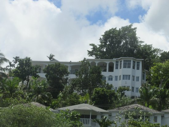 Tour Jamaica Today: Mick Jaggers house