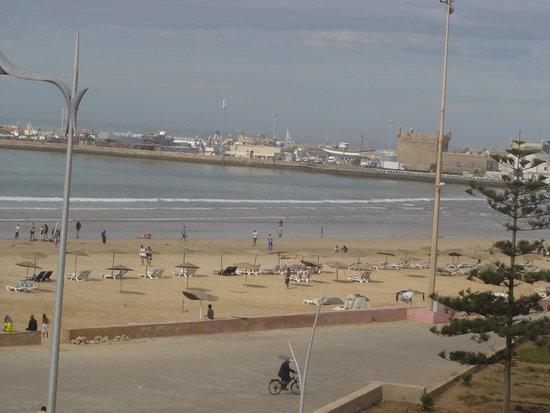 Le Medina Essaouira Hotel Thalassa Sea & Spa - MGallery Collection: vue de la chambre 242