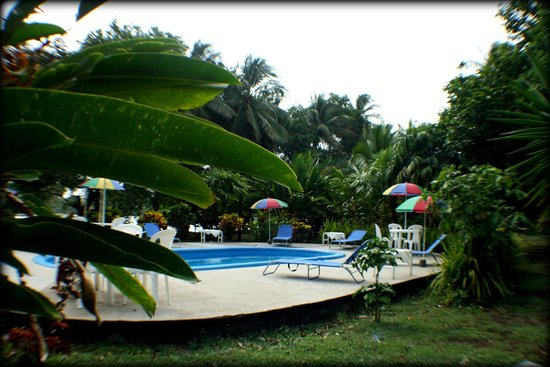 Hotel Ilan-Ilan Trails & Lodge: Piscina 05