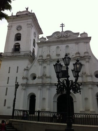 Cathédrale de Caracas : Main cathedral