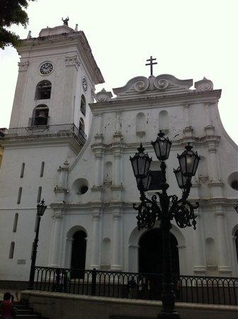 Catedral Metropolitana de Caracas: Main cathedral
