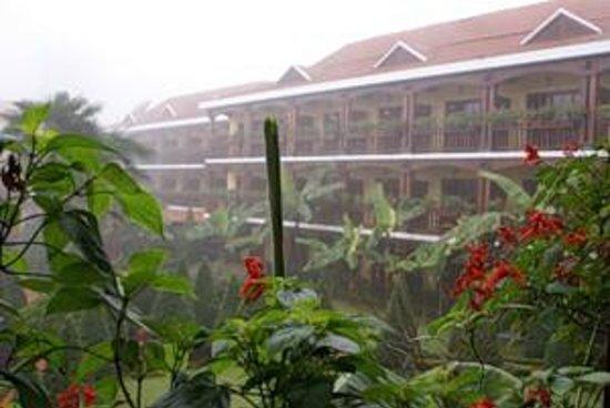 Victoria Sapa Resort and Spa: сад