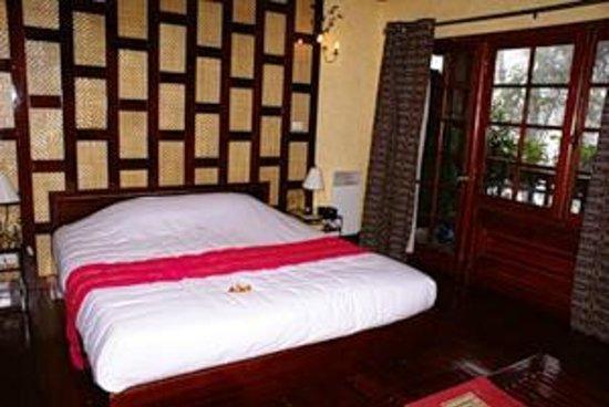 Victoria Sapa Resort and Spa: номер