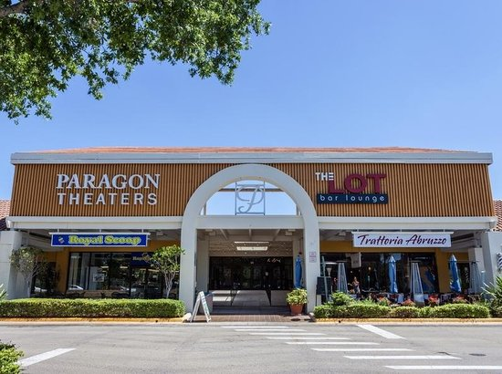 Paragon Pavilion Cinemas