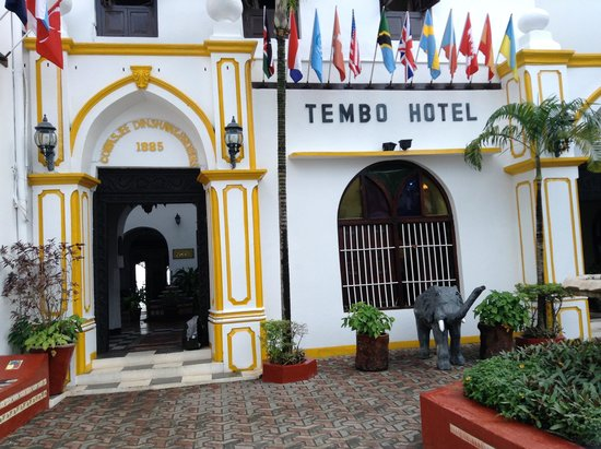 Quaint picture of tembo house hotel apartments stone for Quaint hotel
