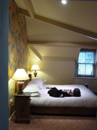 Moss Grove Organic : Lovely room