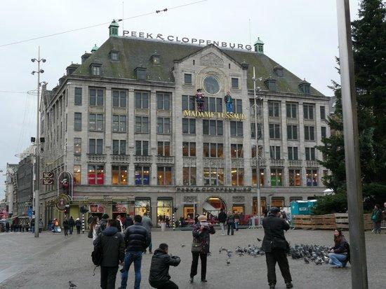 Madame Tussauds Amsterdam: Музей Мадам Тюссо