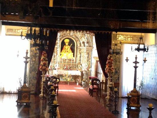 Igreja do Santo Cristo dos Milagres-Ponta Delgada//Açores