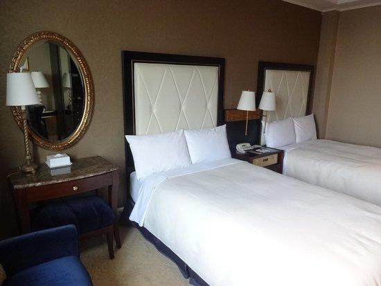 Hotel New Grand: 客室内