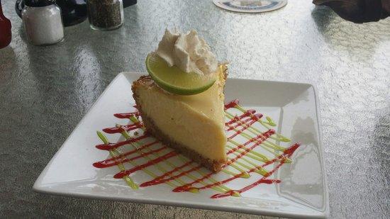 Waterfront Restaurant: Key Lime Pie