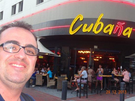 A fachada - Picture of Cubana Havana Lounge & Latino Caffe ...