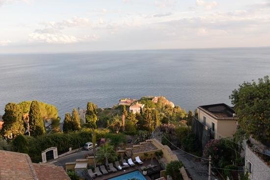 Hotel Villa Carlotta: The view from our room - Junior Suite 2nd Floor