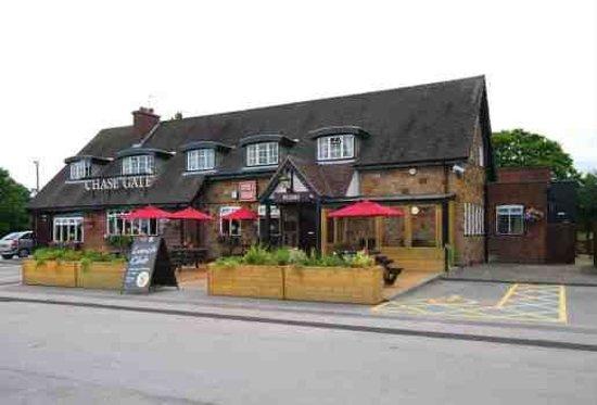 Rugeley Pubs Restaurants