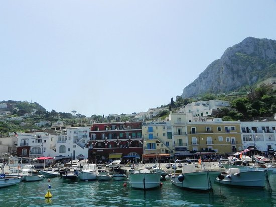 Capri picture of isle of capri and ana capri capri for Isle of capri tours