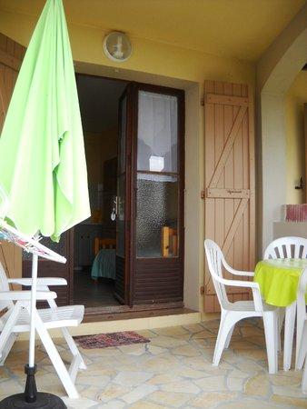Residence Arinella : Ingresso dell'appartamentino