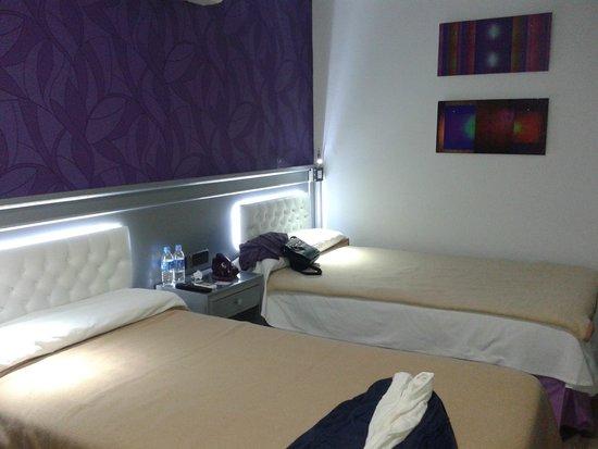 Hotel Molinos: Habitación