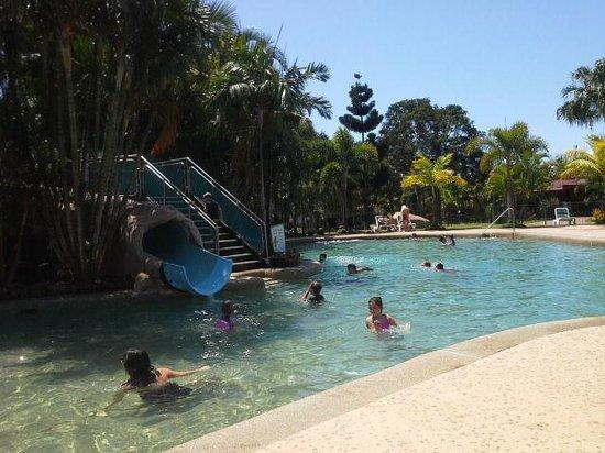 BIG4 Adventure Whitsunday Resort: the pool