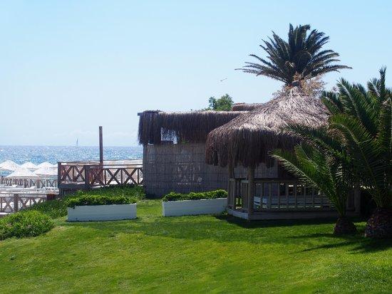 Loveyou Too Hotel Alacati: Beach