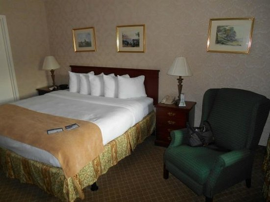 BEST WESTERN Fort Lee: Zimmer mit Kingsize