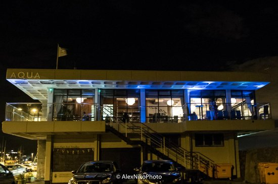 Balcony picture of aqua restaurant howth tripadvisor for Restaurants with balcony