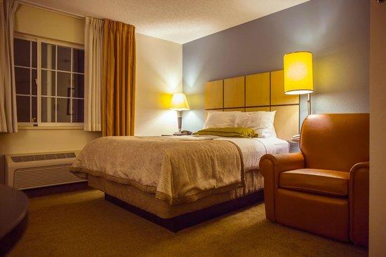 Candlewood Suites Dallas, Las Colinas: Bed view 2