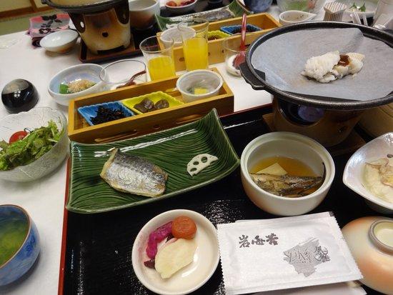 Hotel Spax Kusatsu: 朝食
