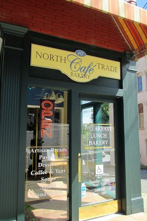 10 North Trade Cafe Bakery