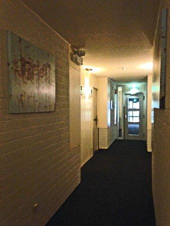 Bastion Hotel Amsterdam Noord: Corridoio