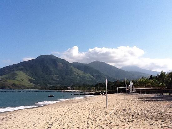 Portobello Resort & Safari: canto direito da praia