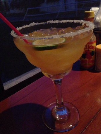 The Fish House: Margarita