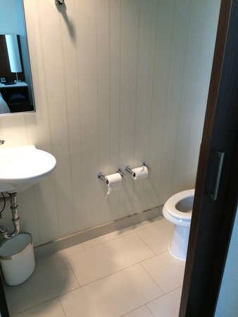 SpringHill Suites Alexandria Old Town/Southwest : Bathroom