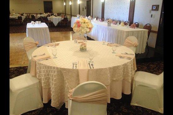 Riverfront Hotel Grand Rapids : Banquet Room