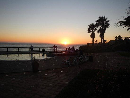 Las Rocas Resort & Spa: Sunset