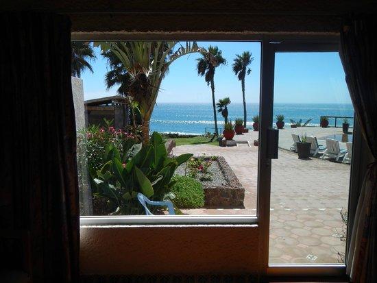 Las Rocas Resort & Spa: From the room