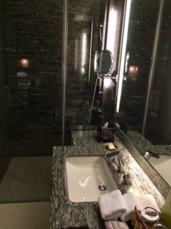 Sheraton Hsinchu Hotel: Shower