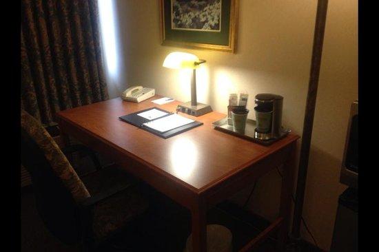 Riverfront Hotel Grand Rapids : Workspace