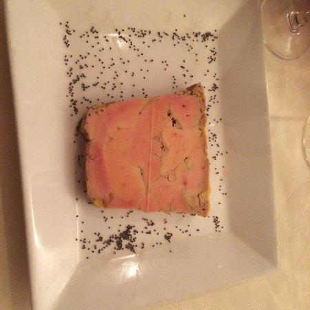le Bistro Latin: foie gras