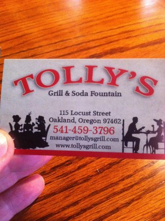 Tolly's: Business Info