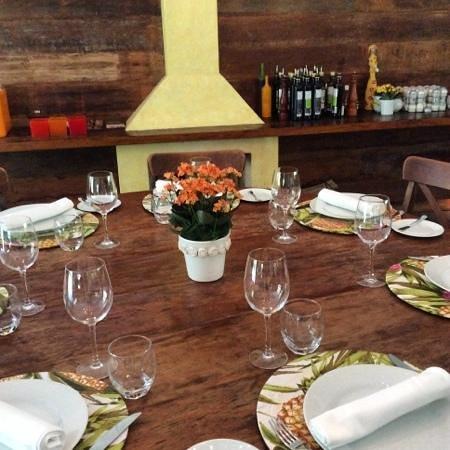restaurante Afrânio em Araras