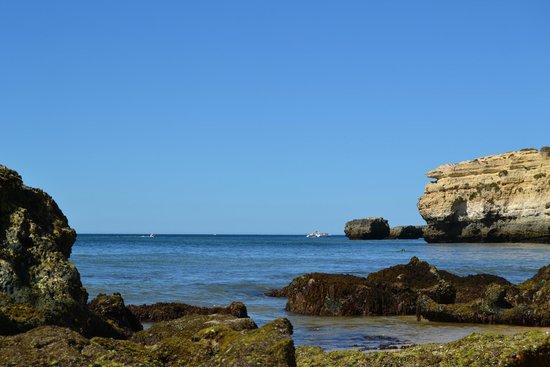 Praia Sao Rafael : Vista da praia