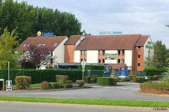 Comfort Hotel Garden Lille Tourcoing : Comfort hotel