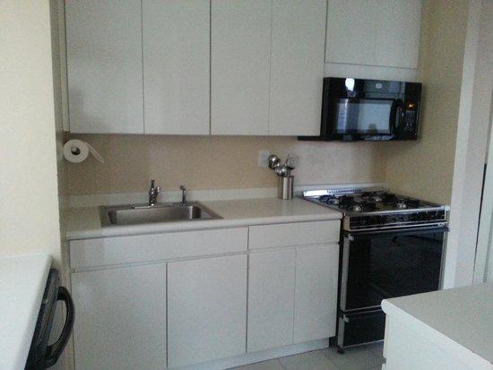 The Marmara Manhattan : 100% functional kitchen