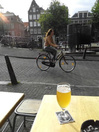 Louis: Beer & Bike & House