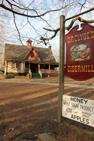 B.F. Clyde's Cider Mill: Cider Mill