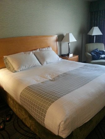 Skagit Valley Casino Resort: Bed