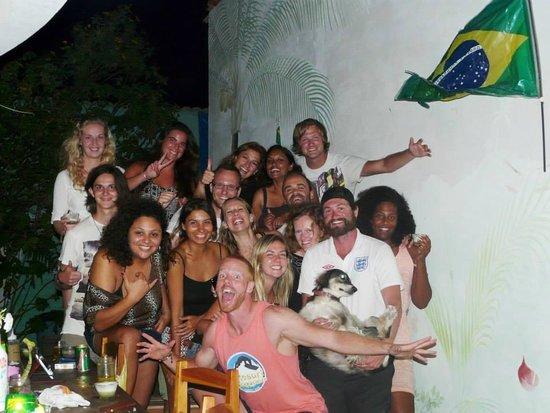 Casa Coco Verde - Pousada & Hostel: Caipirinha night