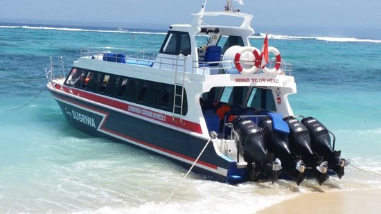 Fast Boat to Lembongan - Cheap Ticket